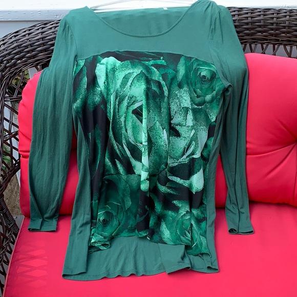 Lori Goldstein Size L Tunic/Dress? NWOT